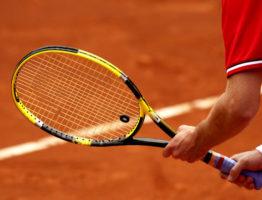 tennis-spielen